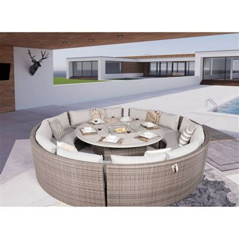 fire pit table Target