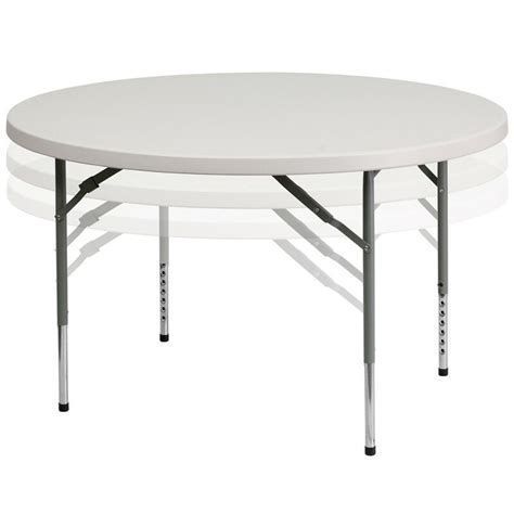 folding round table eBay