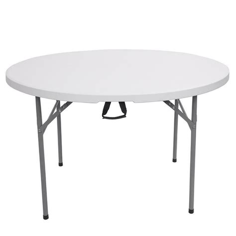 folding round tables eBay