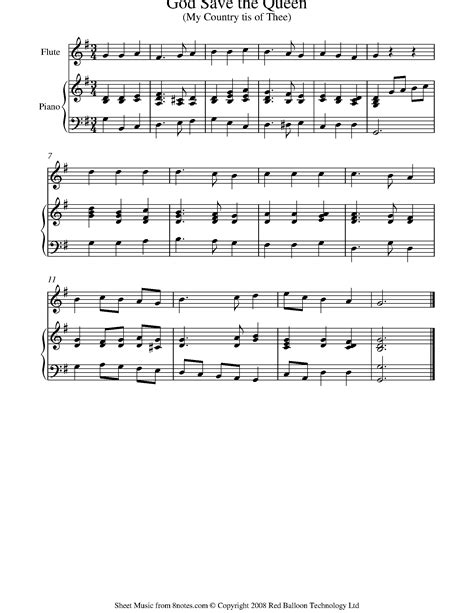 For The People For The Nation  music sheet