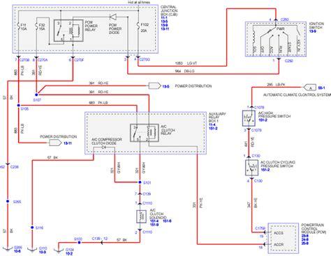 free download ebooks Ford A C Clutch Wire Diagram