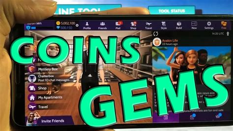 freeavacoins online FREE Unlimited Avakin Life Coins