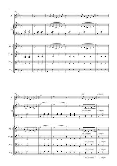 Frou Frou La Duchessa Del Bal Tabarin  music sheet