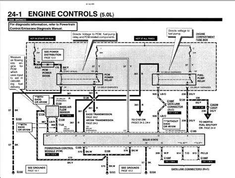 free download ebooks Fuel Injection Wiring Diagram For 1989 Ford Bronco