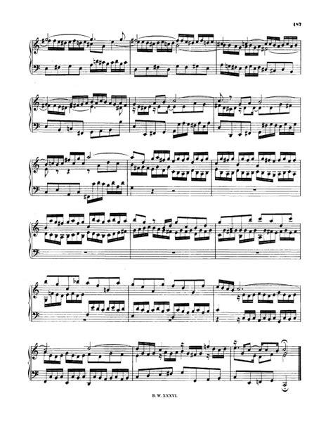 Fugue Bwv 953 Arrangement For 3 Recorders  music sheet