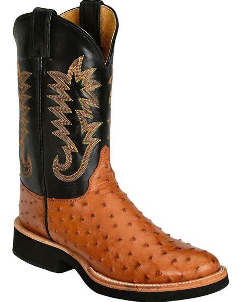full quill ostrich boots eBay