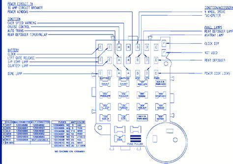 free download ebooks Fuse Box Diagram For 1990 Gmc