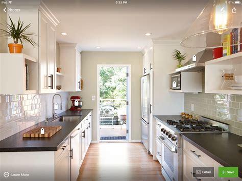 galley kitchen remodel Contemporary Kitchens Kitchens