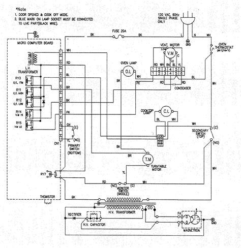 free download ebooks Ge Microwave Wiring Diagram
