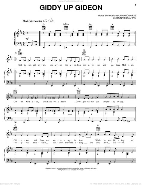 Gideon German Songs High Voice  music sheet