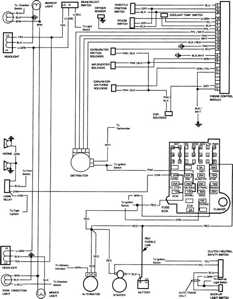 free download ebooks Gmc W4 Truck Fuse Diagrams