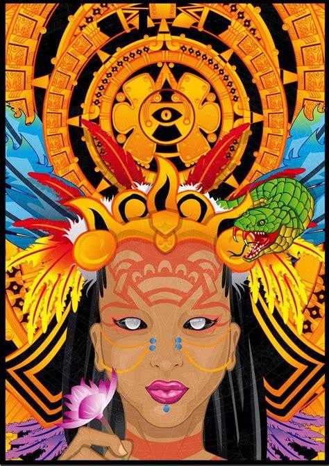 Goddess Ixchel  music sheet