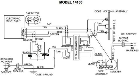 free download ebooks Golf Cart Battery Charger Wiring Diagram