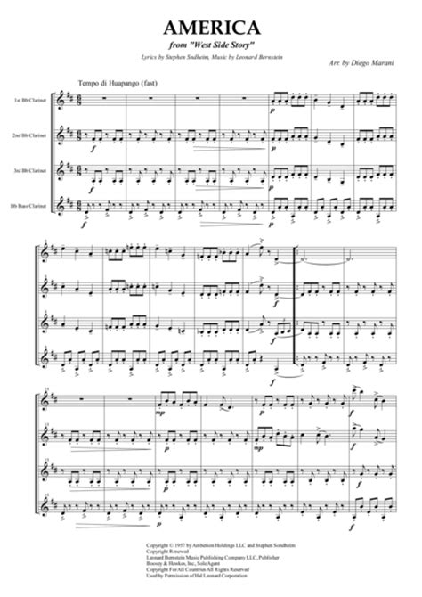 Half Walking Easy Version Arranged For Clarinet And Piano  music sheet