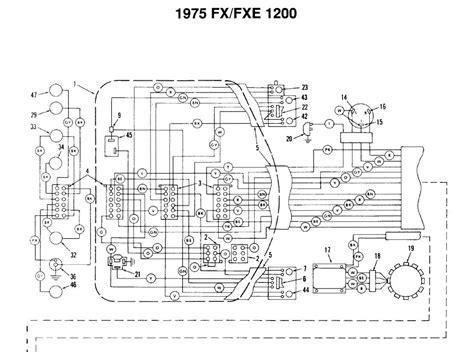free download ebooks Harley Fxe Wiring Diagram Simple