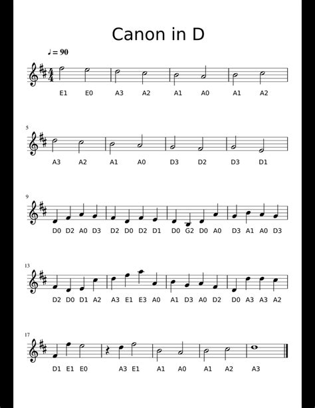 Harmony For Violin And Organ  music sheet
