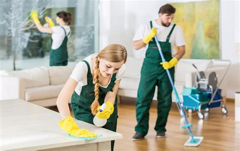 hcs Domestic Cleaning Company home office cleaning