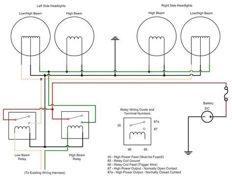 free download ebooks Headlight Circuit Diagram