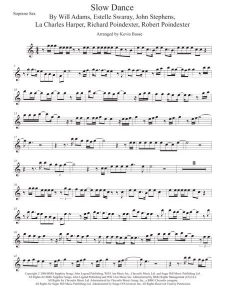 Hello Soprano Sax Easy Key Of C  music sheet