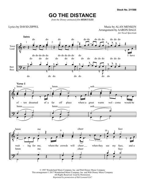 Here Goes Ttbb  music sheet