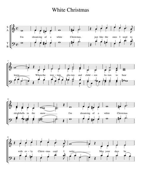 Holiday Vocals  music sheet