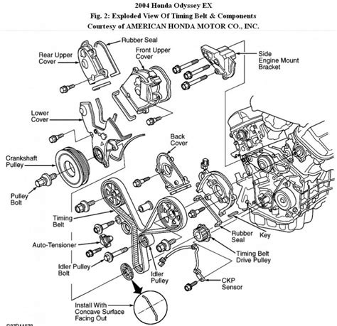 free download ebooks Honda Accord V6 Engine Diagram