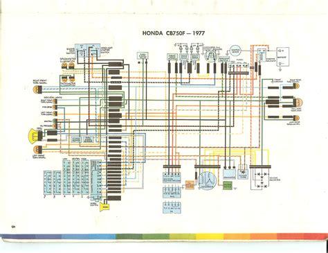 free download ebooks Honda Cb750f Wiring Diagram