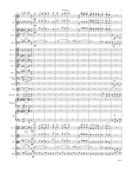 Hooray For Hollywood Pops Orchestra  music sheet