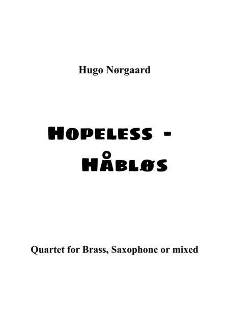 Hopeless Hbls  music sheet