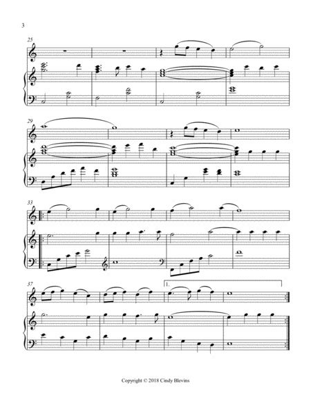 How Great Thou Art Arranged For Piano And Native American Flute  music sheet