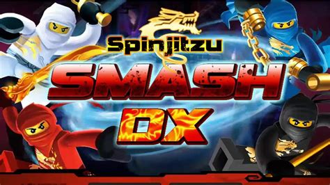 http www cartoonnetwork games ninjago spinjitzu smash dx index html