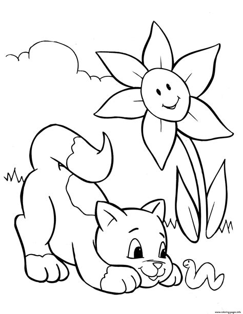 http www crayola free coloring pages plants and animals