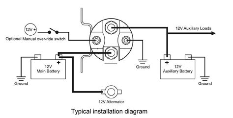 free download ebooks Ib 750 Battery Isolator Wiring Diagram