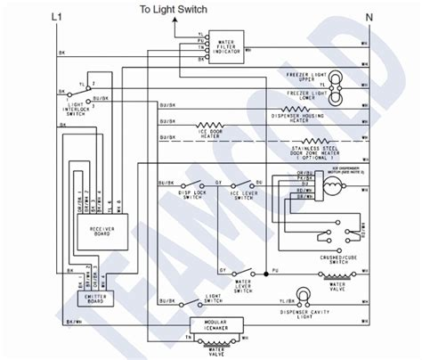 free download ebooks Ice Maker Wiring Schematic