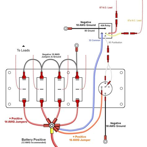 free download ebooks Ignition Switch Panel Wiring Diagram