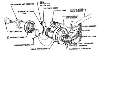 free download ebooks Ignition Switch Wiring Diagram Chevy Truck