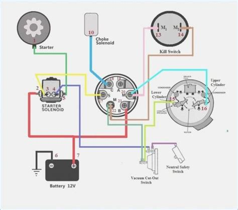 ignition switch wiring diagrams Page 1 iboats Boating