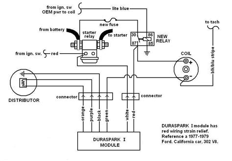 free download ebooks Ignition Wiring 1980 302 Ford