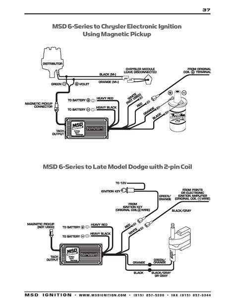 free download ebooks Ignition Wiring Diagram Msd 6m 2