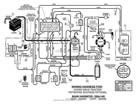 free download ebooks Ignition Wiring Diagram Murray Mower 46 Cut In