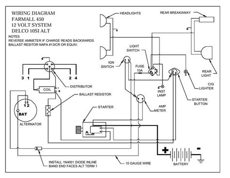 free download ebooks Ih Farmall 450 Wiring Diagram