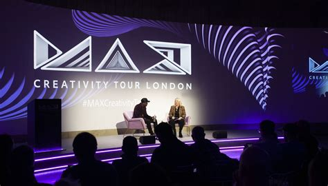 inspiring speakers Adobe MAX The Creativity Conference