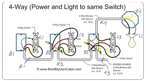 free download ebooks Installing A 4 Way Switch Wiring Diagram