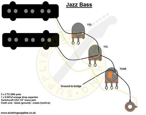 free download ebooks Jazz Bass Wiring Diagram Fender