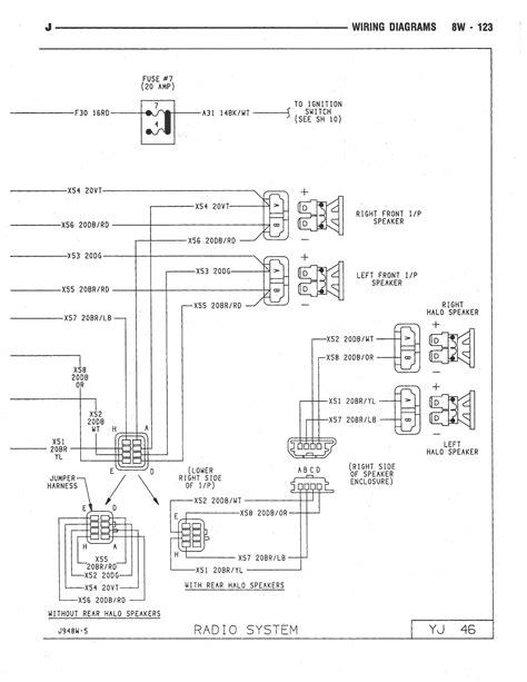 free download ebooks Jeep Tj Wiring Diagrams