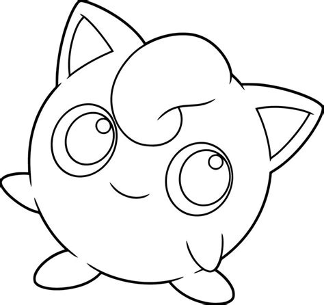 jigglypuff Coloring Pages 3 jigglypuff worksheets for kids