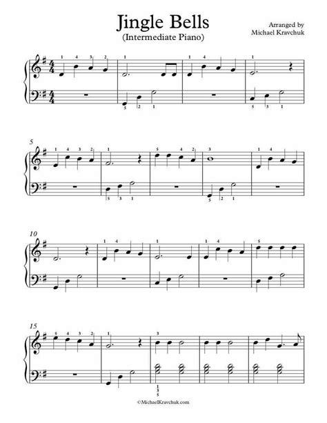 Jingle Bells Lev 1  music sheet