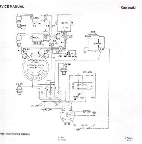 free download ebooks John Deere 345 Kawasaki Wiring Diagrams