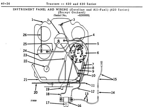 free download ebooks John Deere 620 Wiring Diagram