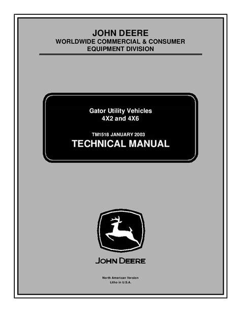 free download ebooks John Deere Gator Manual.pdf